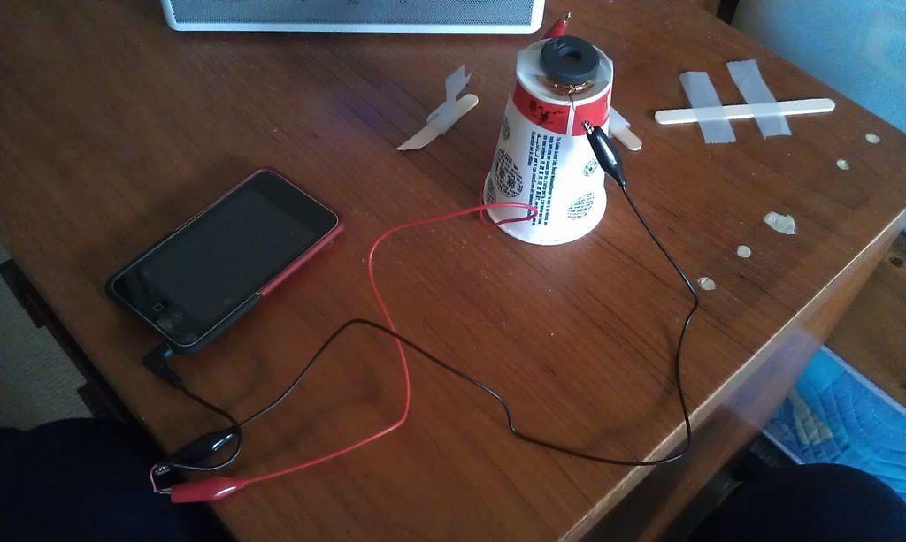 Improv speaker